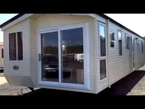 Atlas Debonair 38ft x 12ft x 3 bedroom 2015 model Seaways Caravan Sales