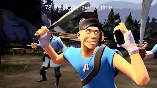300 Ways to Die in Team Fortress 2 [SFM, 3 Compilations in 1]