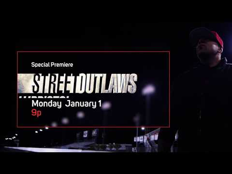 Street Outlaws Takes on Bristol Motor Speedway | Mon Jan 1 9p