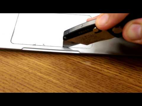 Samsung 303C trackpad not clicking fix.  XE303C12-A01US Trackpad stuck fix, unstick trackpad