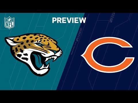 Jaguars vs. Bears Preview (Week 6) | Dave Dameshek Football Program | NFL