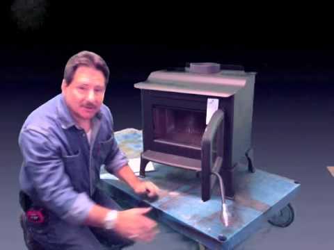 Majestic 244 wood stove