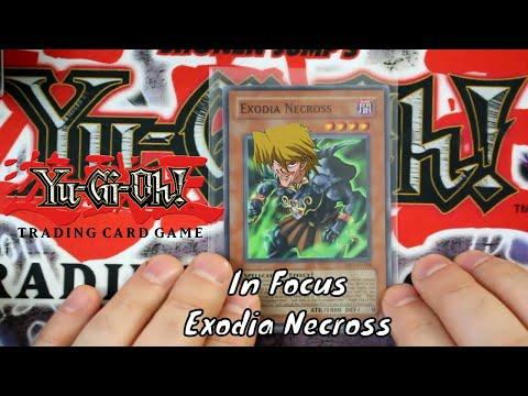 In Focus - Yugioh - Exodia Necross DR1-EN182
