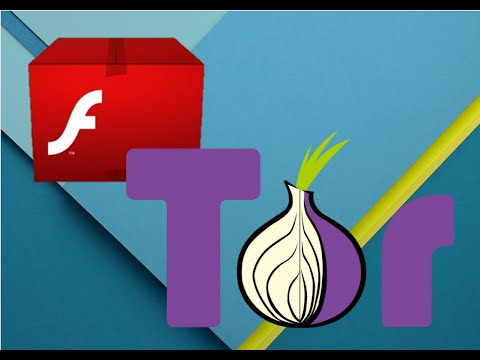 Use Adobe Flash Player In Tor Browser