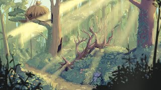 Deep Within the Forest 🌿 Chill lofi HipHop Mix