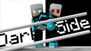 Alan Walker - Darkside (Au/Ra and Tomine Harket) - Minecraft Music Animation indonesia   Mine Imator