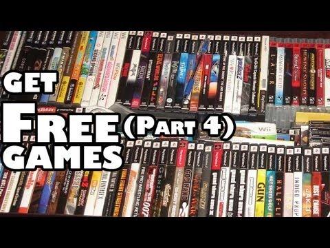 How I get free PS3 games (Part 4)