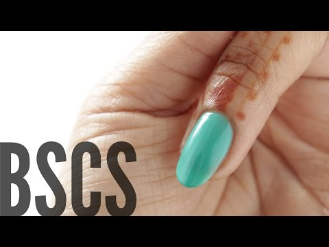 GELLY SANDWICH | How To Gel Manicure with Nail Polish!