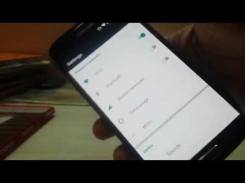 [HOW TO]Fix Galaxy S4 yellowish screen