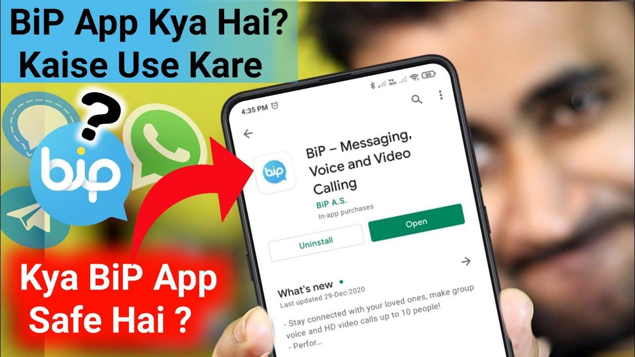 Download BiP App Kya Hai?   BiP App Kaise Use Kare   Kya BiP Safe Hai   BiP App vs WhatsApp vs Signal   EFA MP3 Gratis