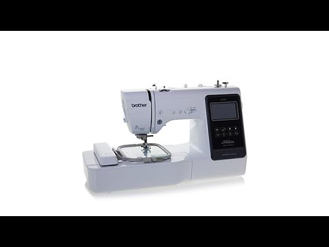 Brother Project Runway Embroidery and Sewing Machine