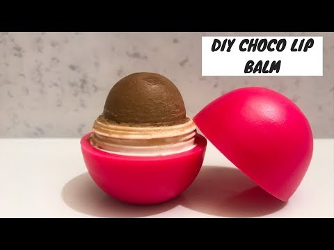 Easiest DIY EOS Made From Chocolate