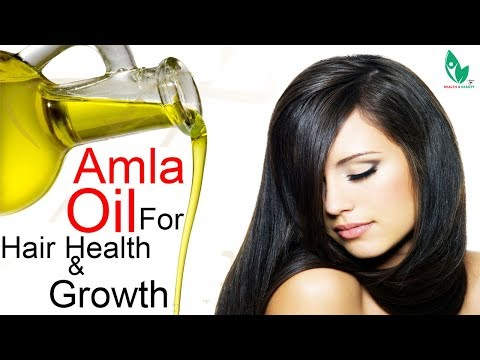 7 Amazing Benefits of Amla Oil For Hair Health And Growth