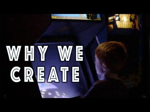 Why We Create | A look at the people who develop new games for retro video game consoles.