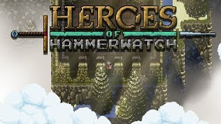 Heroes Of Hammerwatch Gameplay Impressions Dungeon Diving Action