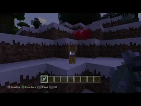 How to Tame an Ocelot on Minecraft: PS4 Edition