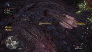 Monster Hunter world azure Rathalos overkill...Dual blade