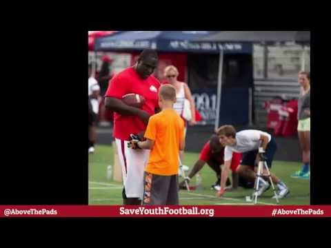 Sponsor A Child - Save Youth Football