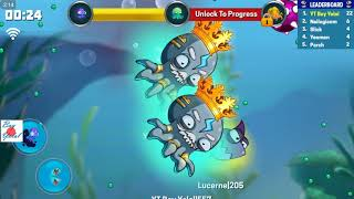 Eatme.io Secret Chests I Found Two!   Unstoppable!