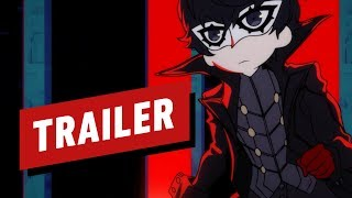 Download Persona Q2: New Cinema Labyrinth - Opening Cinematic (English) Video