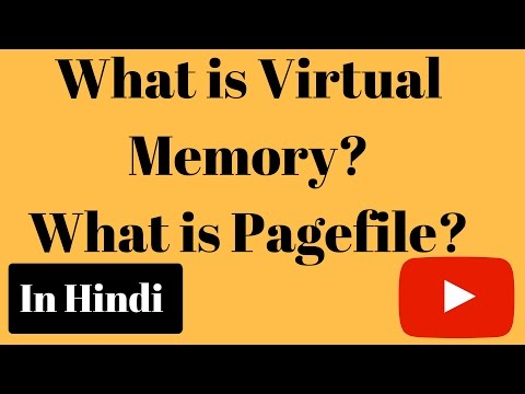 What is Virtual Memory in Windows | What is Pagefile | How to set ?