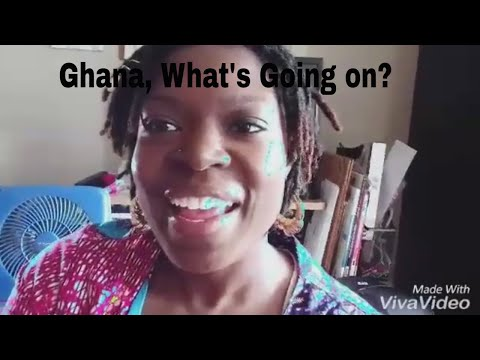 Ghana: Corruption, Sakawa, and Drugs; What's Really Going On?!