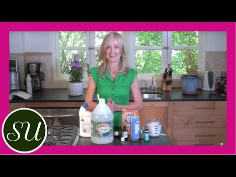 Natural Toilet Cleaner | Non-Toxic Home Cleaning Alternatives