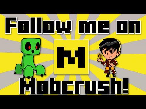 WATCH ME LIVESTREAM! Follow Me on Mobcrush!