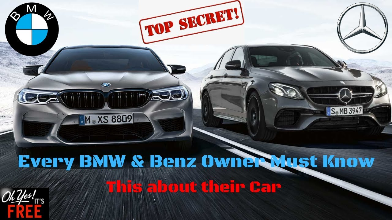 BMW and Mercedes Benz free Vin Number Decoder / Hidden Features, Packages and Upgrades *Uncovered*