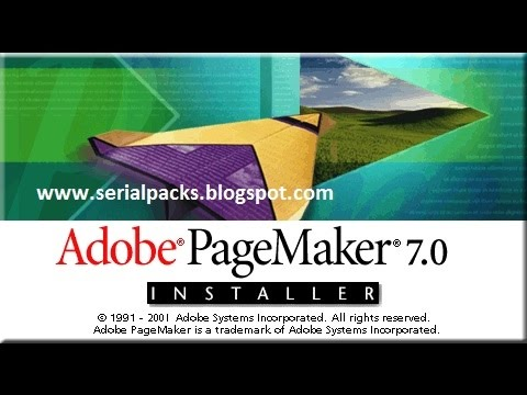 How to install adobe pagemaker 7 0 full version In windows XP,7,8 10