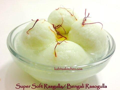 Rasgulla, Bengali Rosogulla, Super Soft Rasgulla, Chena Rasgulla Recipe