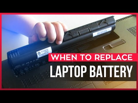 Know When to Replace Your Windows Laptop Battery? TouchTech
