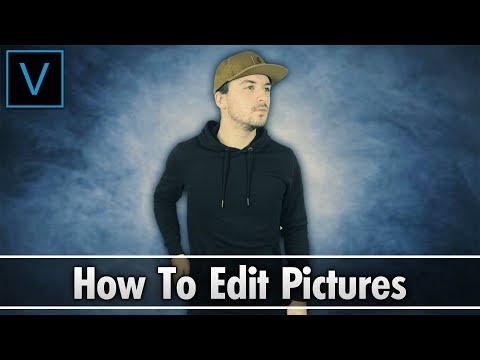 Vegas Pro 16: How To Edit Pictures Like A Boss - Tutorial #408