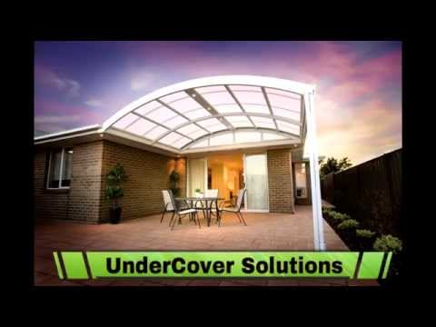 Undercover Solutions, We specialize in Carports, Pergolas, Verandas, Garages and Decking