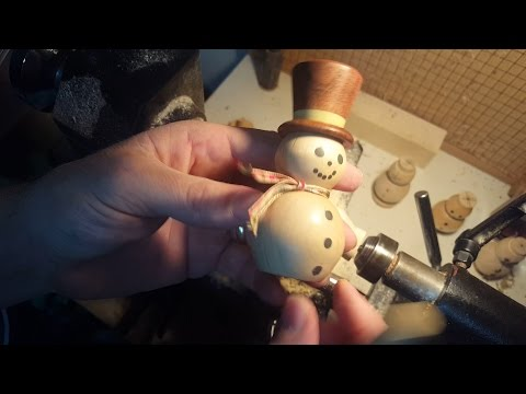 Wood Turning for Decorative Rings and Inlays using Rangate Knot Filler