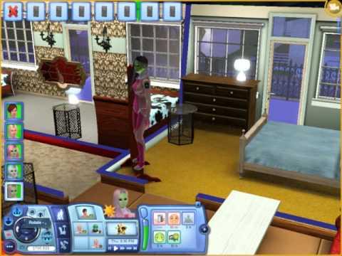 Sims 3 seasons funny glitch