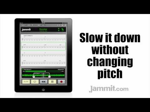 Jammit ipad iphone app Collective Soul Video December
