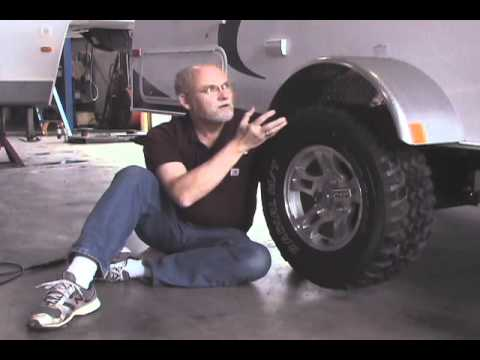 Tire Balancing for Trailers