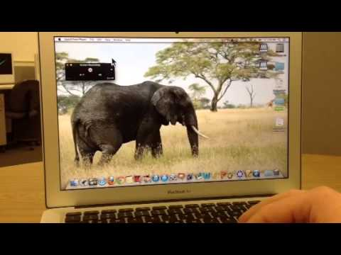 Education QuickTime Screen Capture