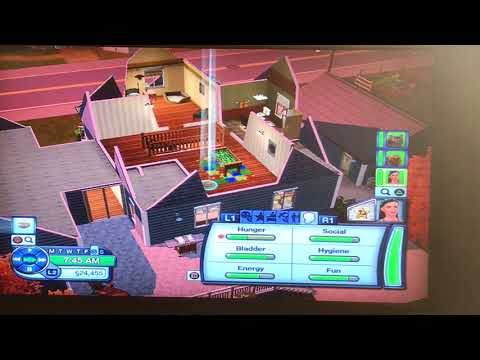 The sims 3 pets ps3 part 8 marriage