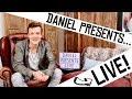 AANKONDIGING: Daniel Presents... LIVE!!!