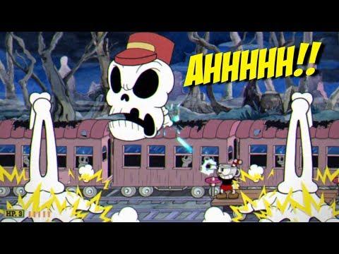 I KILLED IT!!! LIVE!!! [CUPHEAD]