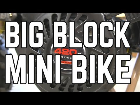 Download 420cc Mini Bike Build Pt  1