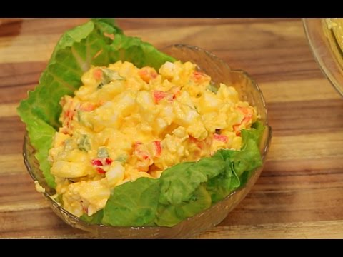 Egg Salad Recipe - quick recipes - keto diet meal prep - low carb - full day of eating - budget meal