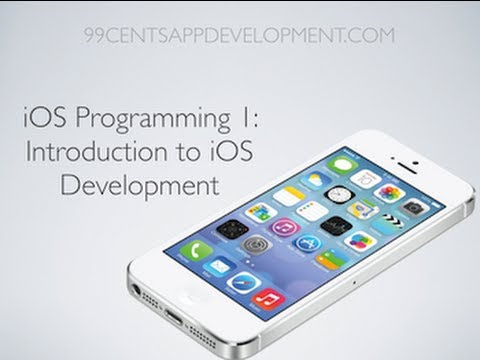 iOS Programming 1: Introduction To Programming iOS Apps
