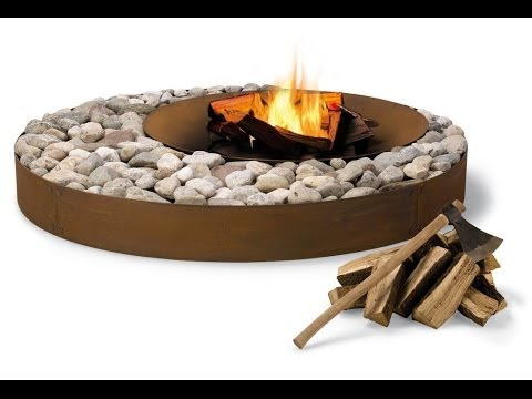 Outdoor Fireplace Design Ideas : Seven Urban Outdoor Fireplaces by Ak47 Studio