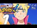 Download  Naruto Shippuden Ultimate Ninja Storm 4 Road To Boruto - Walkthrough Part 1 FULL GAME (PS4 PRO) DLC MP3,3GP,MP4