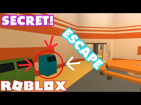 5 WAYS TO ESCAPE JAILBREAK 🚗🚓 // Roblox Jail Break