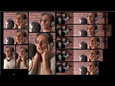 How to sing Bohemian Rhapsody Harmonies Operatic Section Queen | Vocal Breakdown