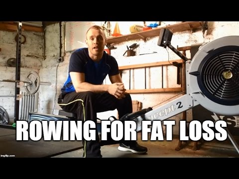 Basic Rowing Workout For Fat Loss